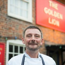 The Golden Lion Canterbury Chef